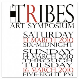 Tribes Art Symposium